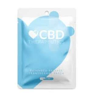 CBDfx CBD therapeutics Nurse Nikki