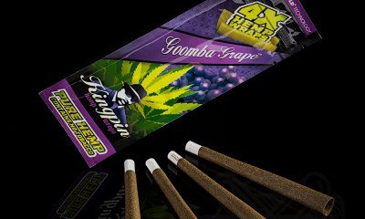 Kingpin Hemp Wraps Goomba Grape