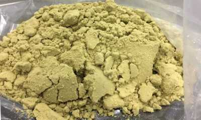 Dry sift hash