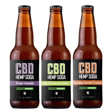 Cannabis Infused Beer cbd
