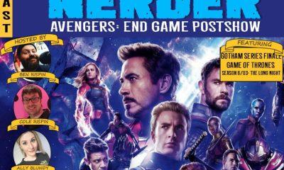 Mass Nerder Avengers