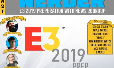 E3 2019 Preparation with News Roundup