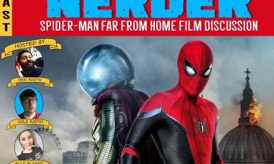 Mass Nerder Ep. 122- Spider-Man Far from Home film Discussion