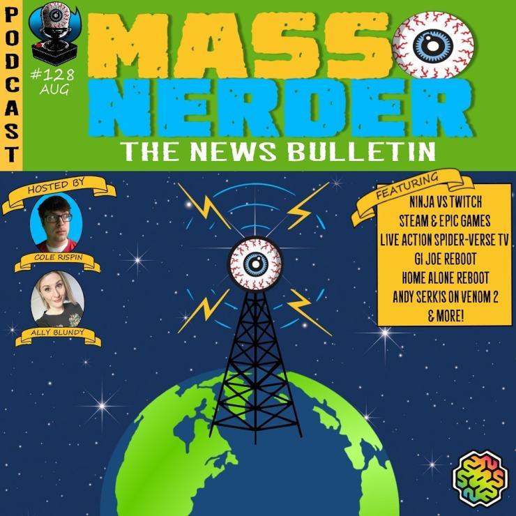 Mass Nerder – The News Bulletin