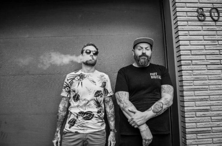 Connor Lovat-Fraser & Ben Rispin - Photo by James Heaslip