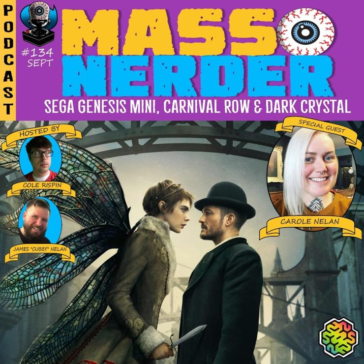Mass Nerder - Sega Genesis Mini Carnival Row & Dark Crystal