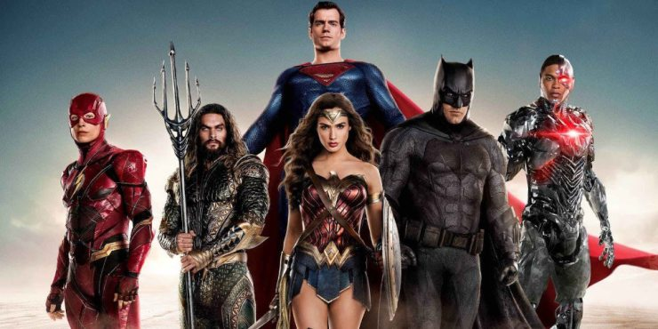 DC Expanded Cinematic Universe