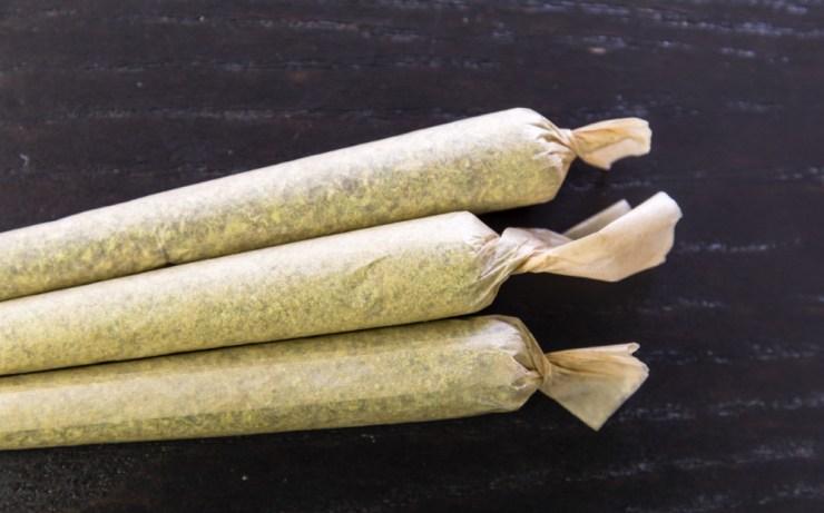 Roll it up. Light it up. Smoke it.