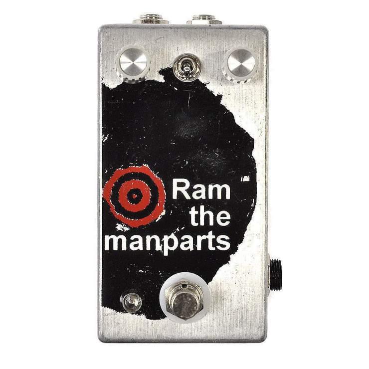 Fuzzrocious: Ram The Manparts