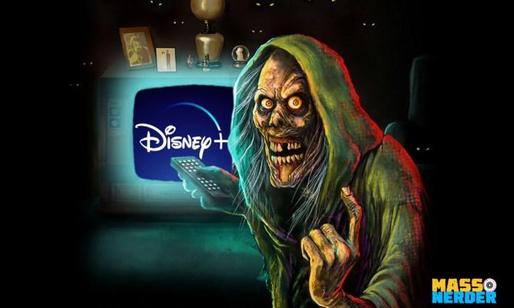 Mass Nerder – Disney Plus Preview & Creepshow