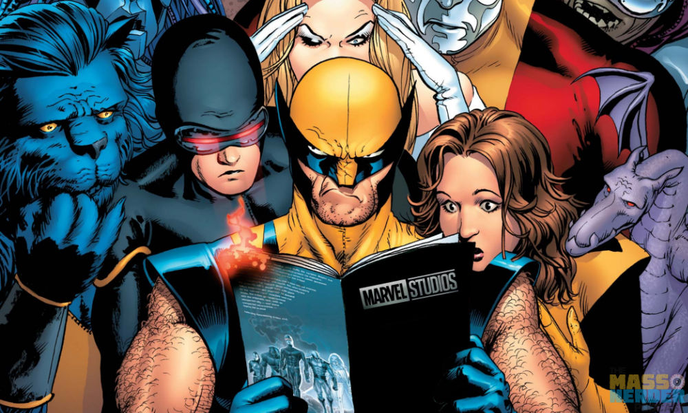 Mass Nerder – Fancast Spotlight MCU's X-Men