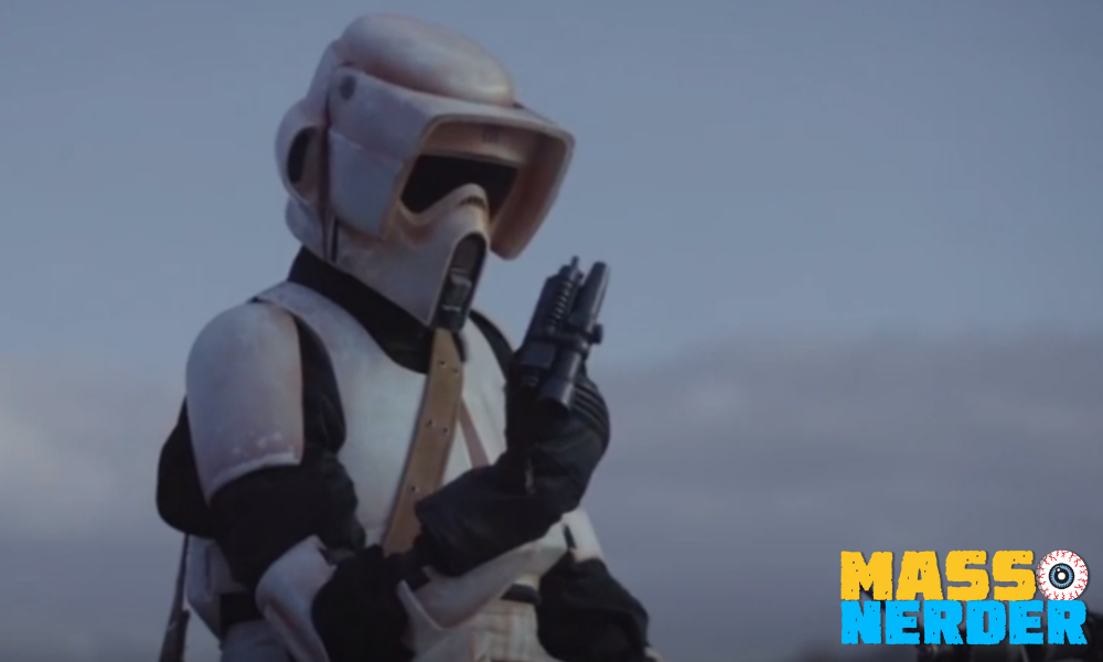 Mass Nerder – The Mandalorian Season One Discussion