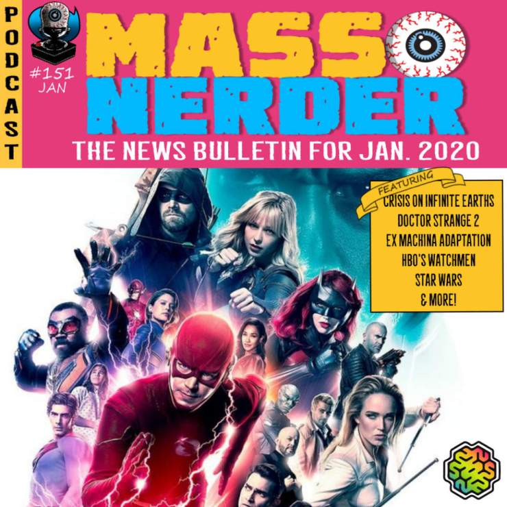 Mass Nerder - The News Roundup for January 2020