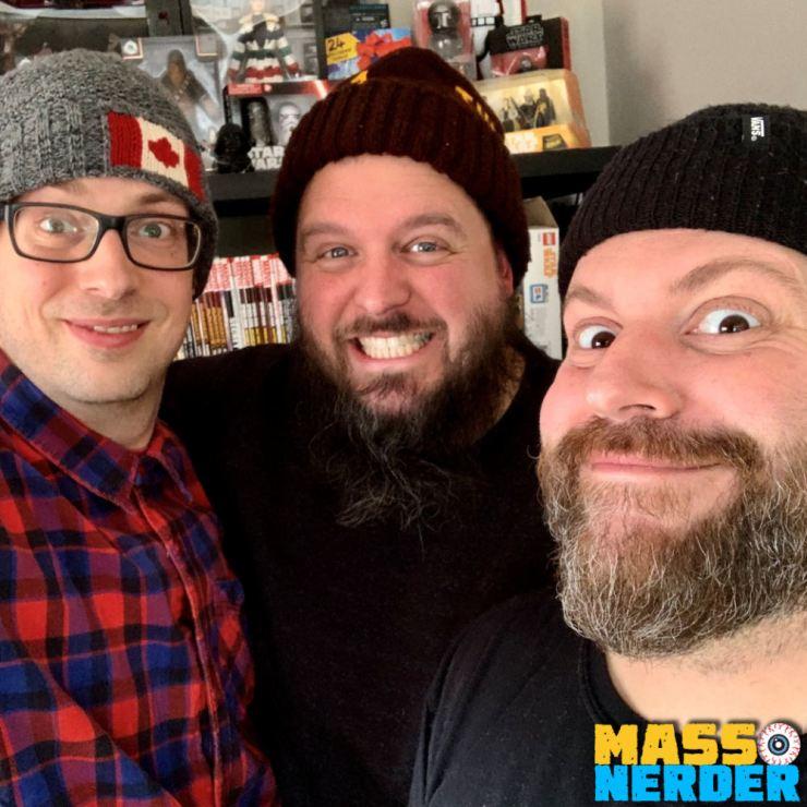 Mass Nerder - Cole, Cubby, Ben