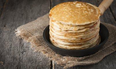 Cannabis oil pancakes