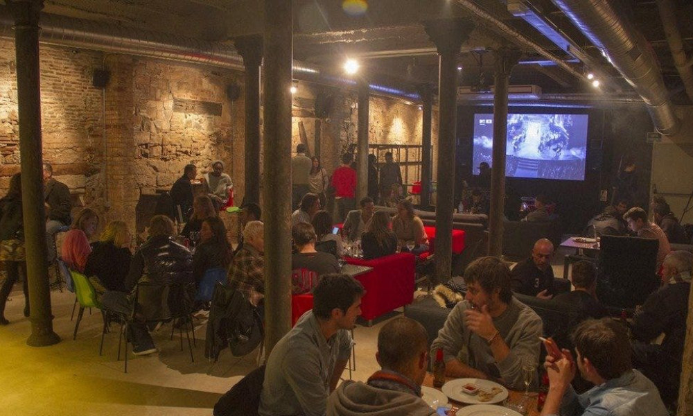 The Cannabis Scene in Barcelona's Gothic District