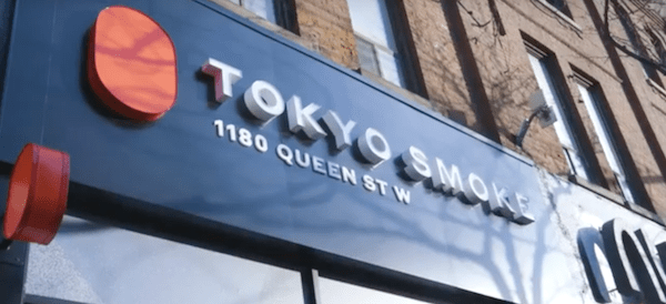 Tokyo Smoke Opens New Dispensary – Queen West, Toronto