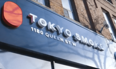 Tokyo Smoke Opens New Store In Toronto