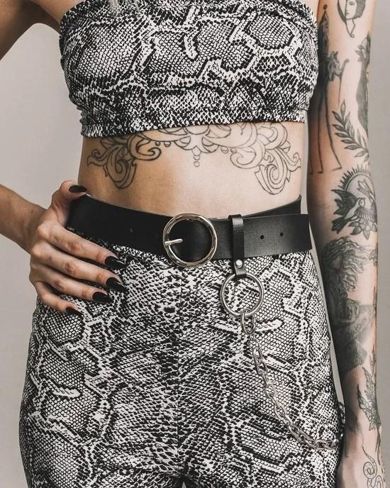 Wallet Chain Belt