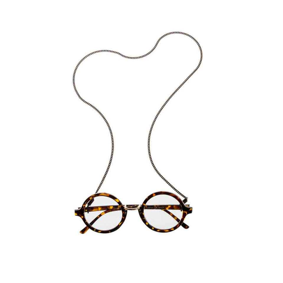 Acessório de Óculos Slim Níquel