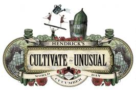 Upcoming: World Cucumber Day with Hendrick's Gin