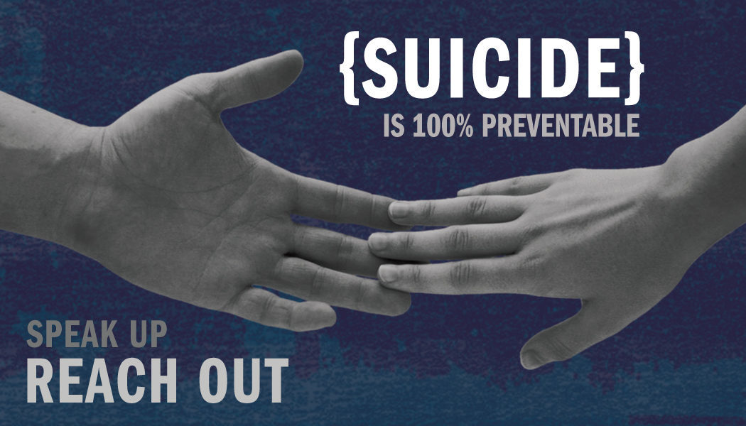 Ending the Stigma: Suicide Prevention on a Campus Near You.