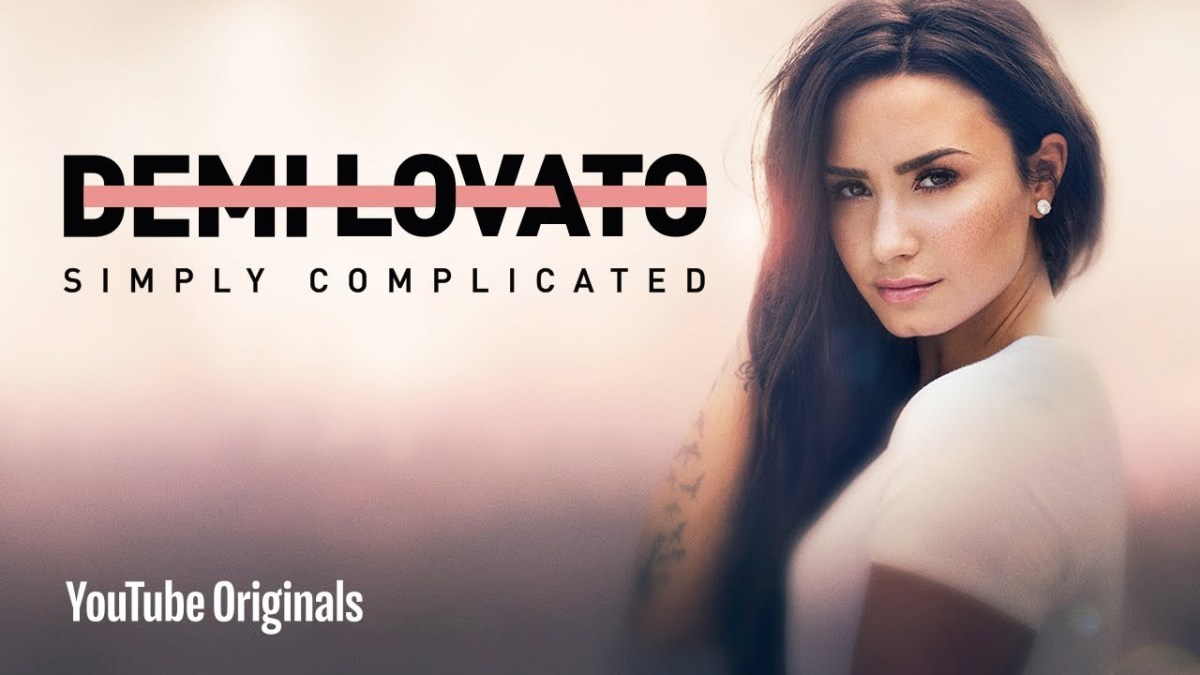 Simply Complicated: Demi Lovato's Honest Reflection of Growing Up With An Audience.