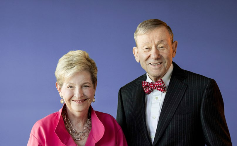 After selling the family insurance business earlier this year for $127 million, Donna and Hans Sternberg are launching another company in an entirely new field