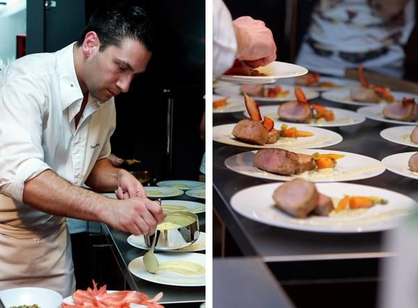 Zu Gast im Restaurant Table Ronde (Paris) Denni Imbroisi