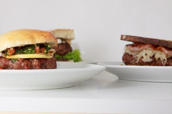 Zwei Blogs, ein Buch: Weber's Burger von Jamie Purviance [Rezension]