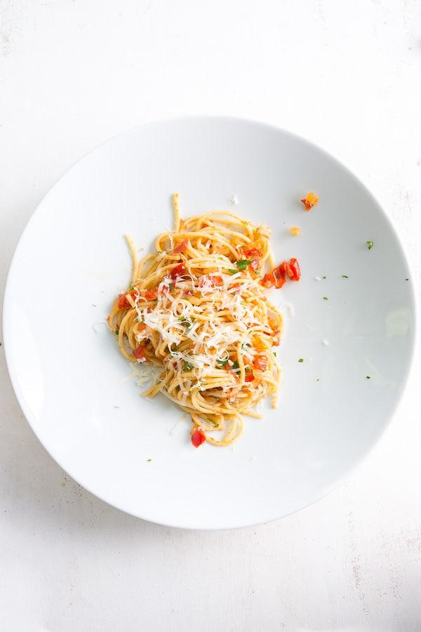 Pasta alla Napolitana