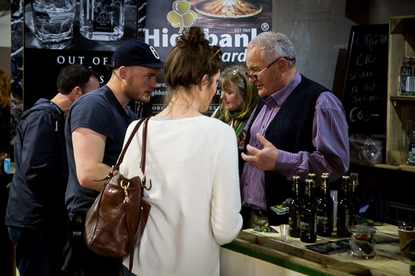Kerrygold Ballymaloe Literary Festival of Food and Wine 2015 in Irland