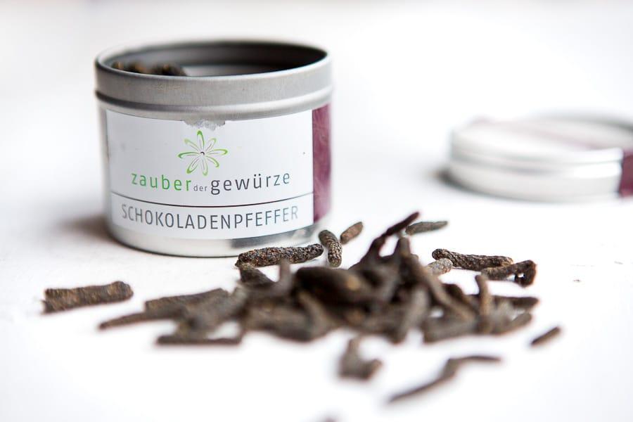 Schokoladenpfeffer von Zauber der Gewürze