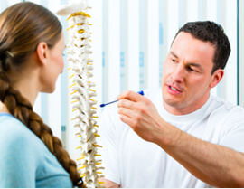 Osteopathy treatment in North London