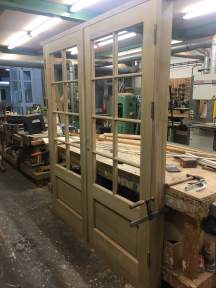 Oak French Doors London