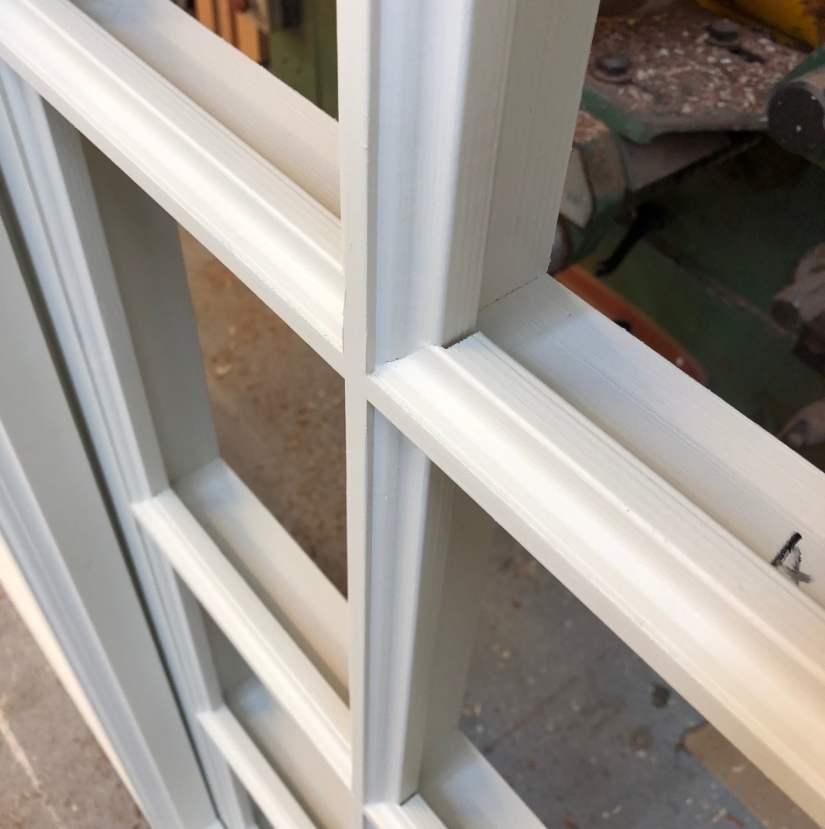 Softwood double glazed casement windows - Hampstead, London 4
