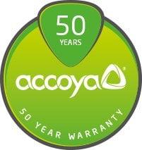 accoya 50 year warranty
