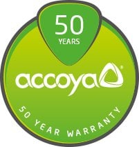 accoya 50 year warranty