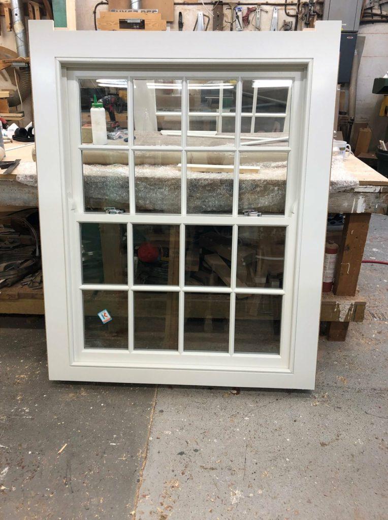 Softwood double glazed sash windows - Ware 2