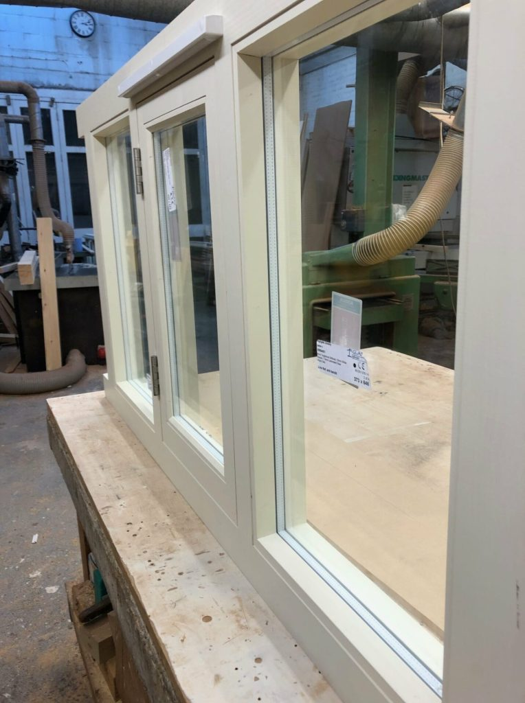 Softwood casement window - Kentish Town 6