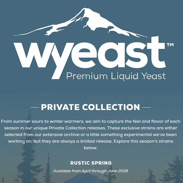 Farmhouse Ale Yeast Wyeast 3726 PC Activator Midwest