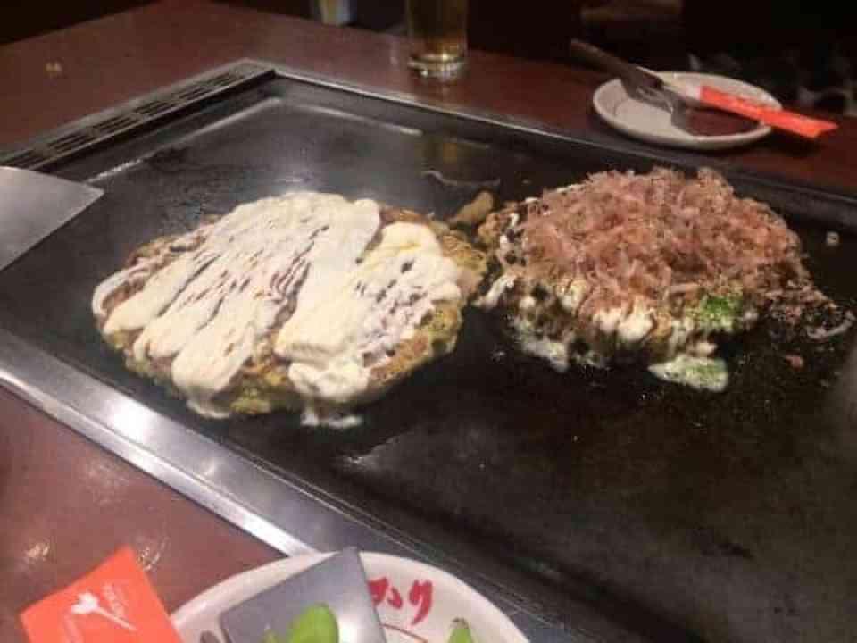 Okinomiyaki 2