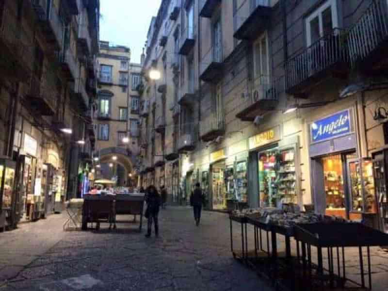 Naples books