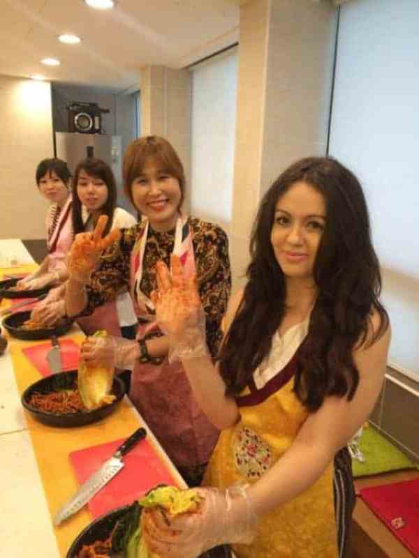 What to do in Seoul: Take a Cooking Class!
