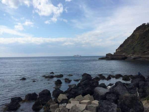 Visiting Procida Island