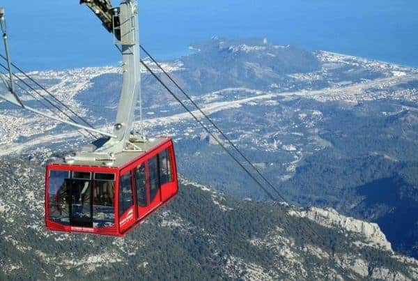 Day Trips From Antalya
