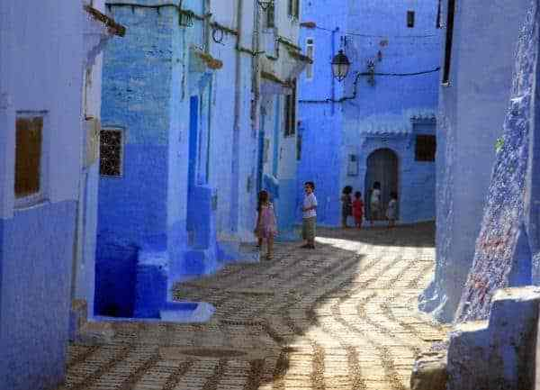 Morocco Itinerary
