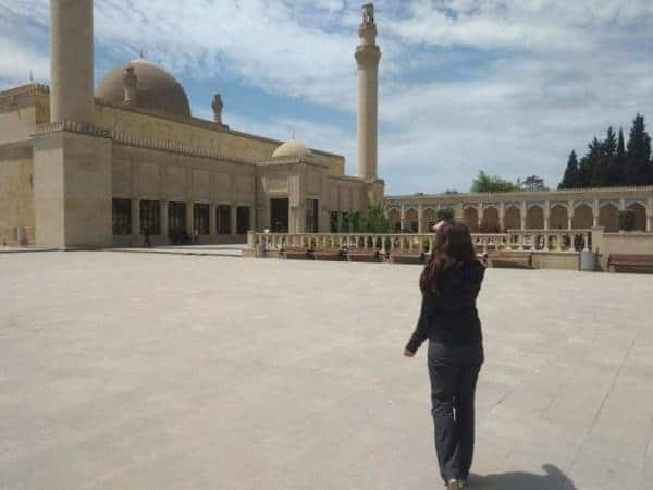 Azerbaijan Itinerary
