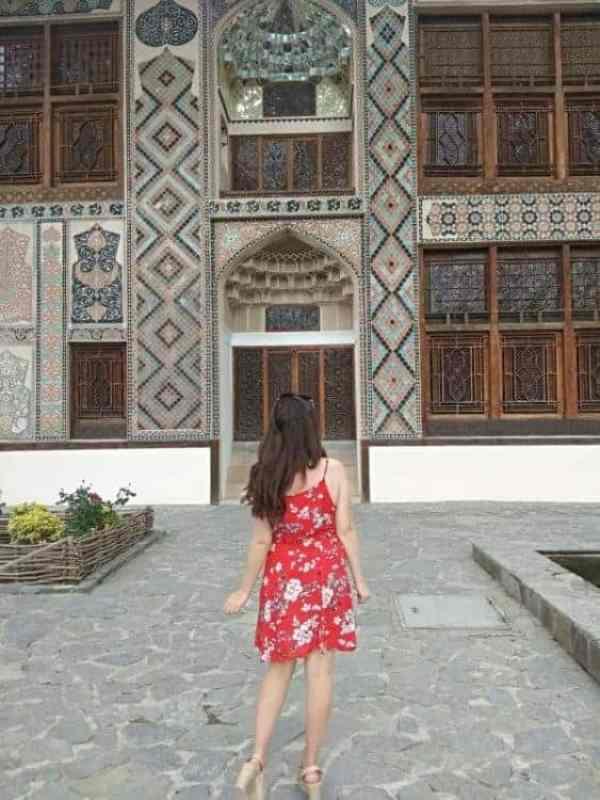 Solo female travel in Azerbaijan