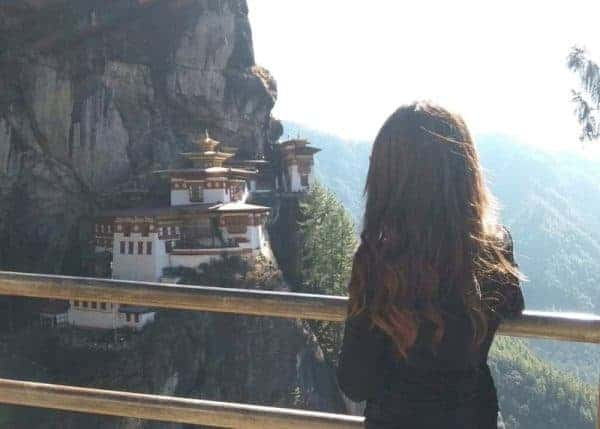 Hiking the Tiger's Nest, Bhutan